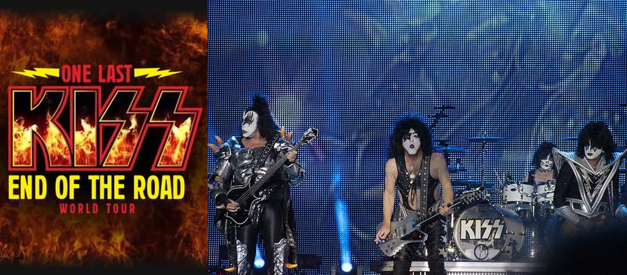 KISS at Darling's Waterfront Pavilion
