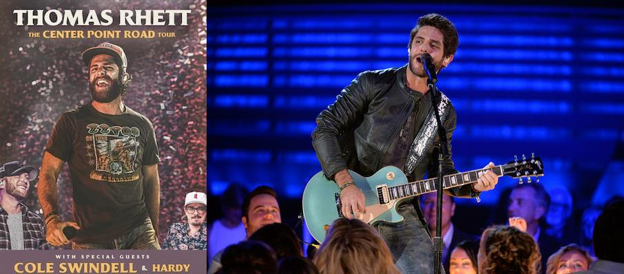 Thomas Rhett at Darling's Waterfront Pavilion