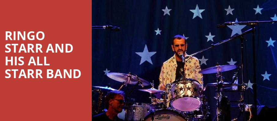 Ringo Starr And His All Starr Band, Cross Insurance Center, Bangor